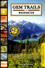 GEM TRAILS of WASHINGTON book NEWEST EXPANDED UPDATED EDITION new