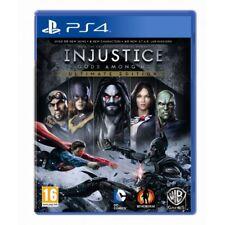 PlayStation 4 Ps4 Injustice Gods Among US - Ultimate VideoGames