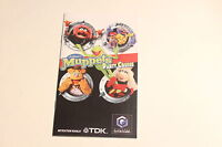 Nintendo Gamecube - Muppets: Party Cruise - Instruction Manual Booklet