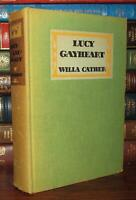 Cather, Willa LUCY GAYHEART  1st Edition 1st Printing