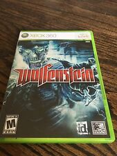 Wolfenstein Xbox 360 Cib Game XG1