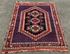 Fine Early 20th Century MIDDLE EASTERN RUG Interesting design & Colours