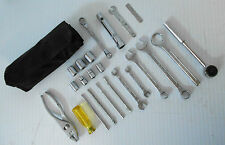1982 1983 HONDA GL1100 ASPENCADE TOOL SET (MISSING SOME TOOLS) (*1285*)