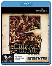 Hobo With A Shotgun (Blu-ray, 2011) Brand New (D118)