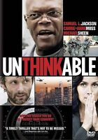 Unthinkable (DVD, 2010) - Free Shipping