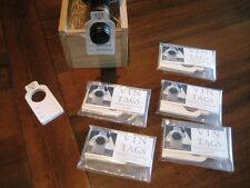 Wine Bottle Organisers, Vin Tags - 5 packs of 50 wine tags.Suit cellars & racks