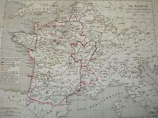 LA FRANCE fin du Règne de Charles VII après l'expulsion des Anglais 1422 à 1461