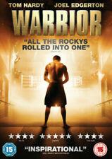 WARRIOR  DVD TOM HARDY 2012