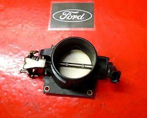 05-07 FORD FOCUS ENGINE INTAKE THROTTLE VALVE BODY ASSEMBLY 2.0L OEM