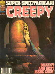 Creepy (Magazine) #92 VG; Warren | low grade - Frazetta - we combine shipping
