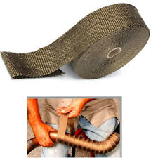 Insulation Materials Exhaust/Header Heat Wrap With Stainless Ties Anti-melting