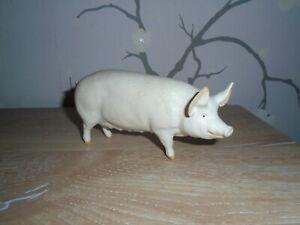 BESWICK CH WALL QUEEN MATT  PIG  /PERFECT  CONDITION