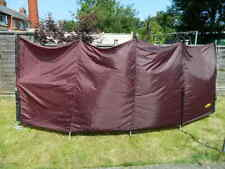 Khyam  High Quality Large Wind Break  /  Privacy & Social Distancing Tent Screen