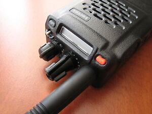 Professional Yaesu Vertex Standard VX-800V VHF transceiver missing accessories!