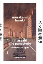 MURAKAMI HARUKI - Gli assalti alle panetterie vol 22 CORRIERE SERA Nuovo
