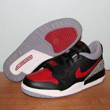 Jordan Legacy 312 Basketball Shoes Low Bred Cement Men's 8.5 CD7069-006 New