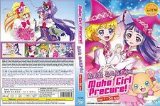 Maho Girls Precure! (Chapter 1 - 50 End) ~ 4-DVD SET~ English Subtitle ~ Anime