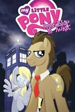 My Little Pony Doctor Who Spoof Friendship IS Magic 24 x 36 Poster, NEW ROLLED