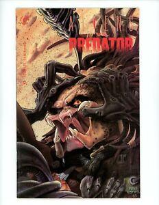 Aliens vs. Predator #2, VF+, 1990