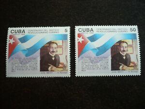 Stamps - Caribbean - Scott# 3406-3407