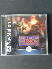 PS1 MEDAL OF HONOR Black Label US  NEUFScellé-NEW SEALED