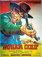 Plakat Kino Western Sugar COLT - 120 X 160 CM