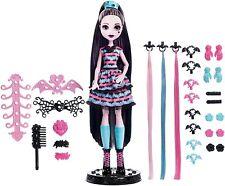 Mattel Monster High dvh36-party pelo Draculaura basurillas accesorios de mercancía nueva de peinado