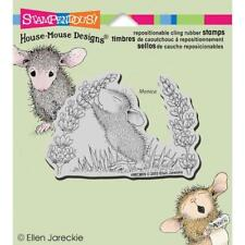 Stampendous House Mouse enrichie Stamp-Scent of Lilac HMCM 09
