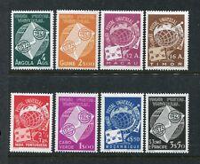 Portuguese Colonies, MNH, UPU-75, 1949. Symbols, Globe SCV-$450 x28419