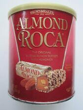 NIP Brown&Haley Roca Buttercrunch Toffee 10 oz Canister of your Choice, 10/2021+