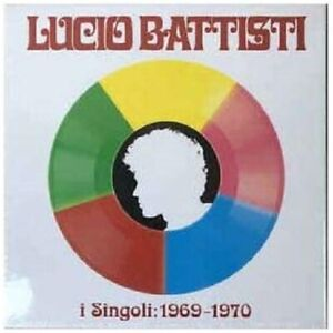 "I Singoli 69 70 (Box 5X7"") (Rsd18)  Battisti Lucio…"