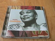Miriam Makeba - Homeland - CD Putumayo  2000