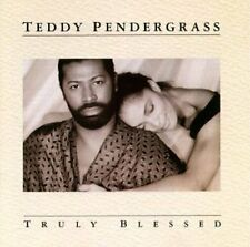 TEDDY PENDERGRASS - TRULY BLESSED NEW CD