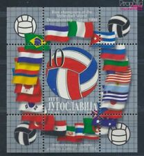 Yougoslavie Bloc 48 neuf 1998 volley-ball-WM (7387726