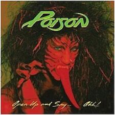 Poison - Open Up and Say..... Ahh!  - New 180g