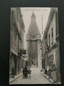 CPA - Dun-sur-Auron - Cher - 18 - Très belle carte !!!!
