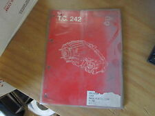 Jeep TC242 Transfer Case 242 Component Service Manual 8980-010-420