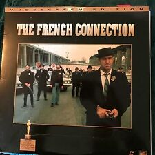 The French Connection / Widescreen  Laserdisc - Buy 6 for free shipping