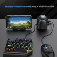 PUBG Mobile Phone Gamepad Controller Keyboard Mouse Bluetooth Converter Adapter