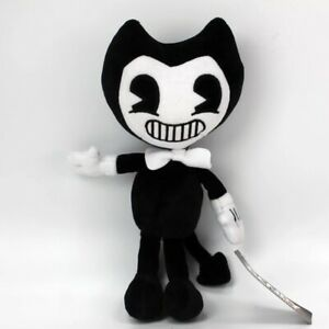 Bendy and the Ink Machine Series Figure Toys 30cm Bendy Plush Doll Kids Gift