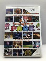 Furu Furu Park CIB (Nintendo Wii) - Complete w/ Manual - Tested - Free Ship