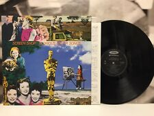 KAZUO YASHIRO HIS GRAND ORCHESTRA - SCREEN SHOP / GLORIOUS OSCAR SONGS LP JAPAN