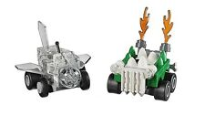 LEGO SUPER HEROES MICRO Doomsday & Wonder Woman cars only from no minifig 76070
