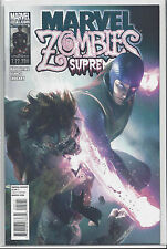 MARVEL ZOMBIES SUPREME #5 NEAR MINT