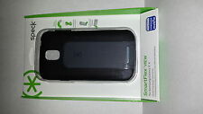 L26 Speck SmartFlex View Hard Shell Case for Samsung Galaxy S4  Black/Gray