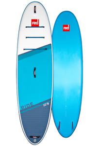 RED Ride 10,8 SUP Set Stand Up Paddle Board aufblasbar Titan 2 Pumpe blau 2021