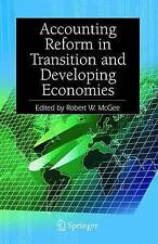 Accounting Reform in Transition and Developing Economies by