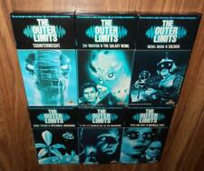 The Outer Limits - collection of 6 VHS tapes....(2)