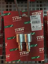 TRW Lucas ALU Lenkerenden Mini MCL202C Chrom