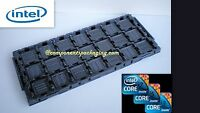 Intel 500212706 CPU Tray for Intel Socket LGA1150 1155 1156 Lot of 2 5 12 18 30
